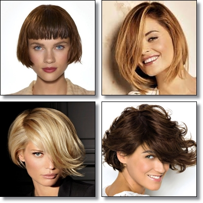 Hairstyles of French women to keep their cool as