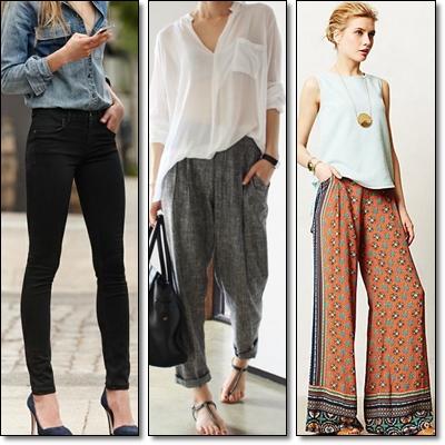skinny pants is out for 2015