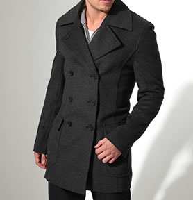 Online Sales Coats and Jackets Parka Blazers Man at Discount Price