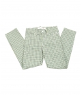 Plaid trousers as a child, NICWAVE
