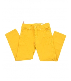 Orange pants as a child, NICWAVE