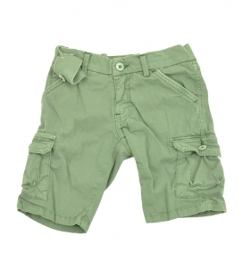 Green shorts as a child, NICWAVE