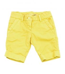 Pantaloncini gialli bambina, nicwave