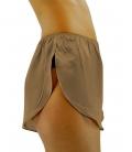 Sciara, Culotte raso di seta, Color Beige