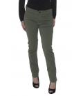 Twin Set, Pantalone skinny verde