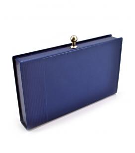 pochette videocassetta blu