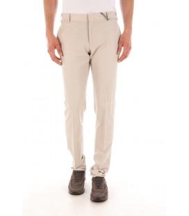 Daniele Alessandrini, pantalone in cotone col.Sabbia