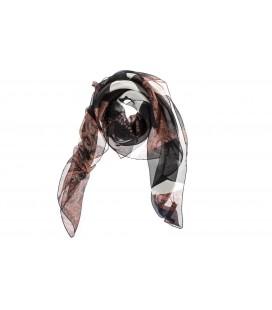 Givenchy, foulard stampato geometrica