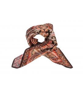 Givenchy, foulard fantasia in seta