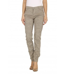 40Weft, pantalone skinny stampato