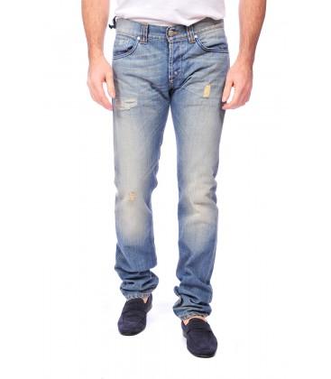 Jeans blu uomo, Dondup