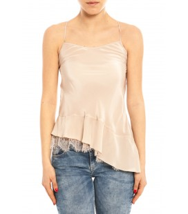 Top beige, PINKO