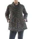 Cappotto leopardato, TWIN-SET