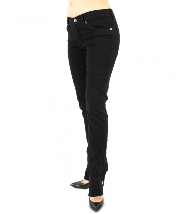 JEANS NARROW STRECH, NERO
