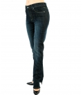 JEANS TIGHT STRETCH, BLU STINTO