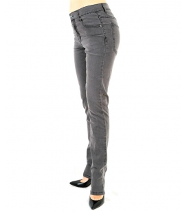 CHEAP MONDAY JEANS TIGHT STRETCH, NERO STINTO