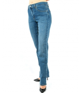Cheap Monday, Jeans tight weekday Blu lavato