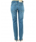 JEANS TIGHT WEEKDAY BLUE, BLU LAVATO