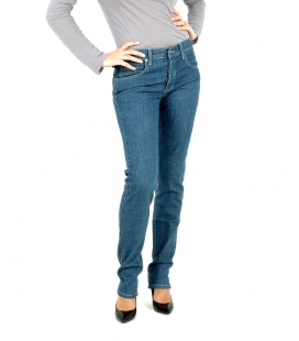 Cheap Monday, JEANS NARROW DENIM AZZURRO
