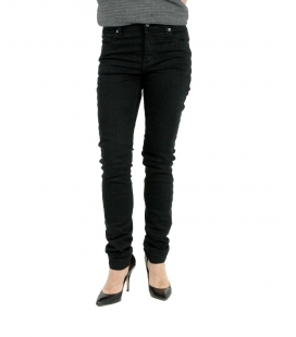Cheap Monday, Jeans tight stretch Denim nero