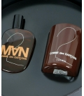 2 MAN PARFUM, 50 ml + Candle, 150g