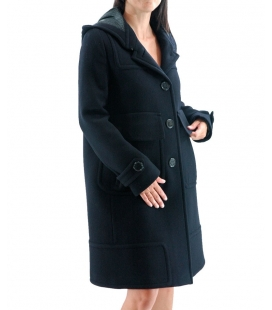 Montgomery Coat navy blue