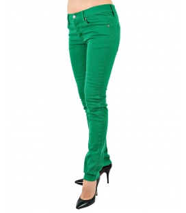 CHEAP MONDAY JEANS NARROW STRETCH, BOTTLE GREEN