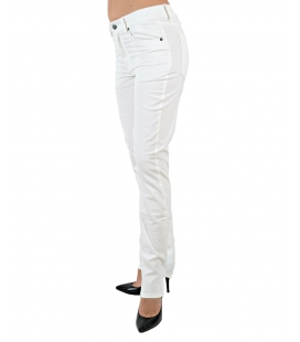 CHEAP MONDAY JEANS TIGHT STRETCH, WHITE DENIM