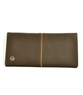 WALLET NAZARENO GABRIELLI, BROWN