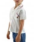 Camicia bianca bimbo