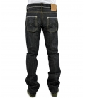 Double Black, Denim nero lavato