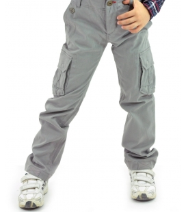 Frankie Morello gray trousers baby