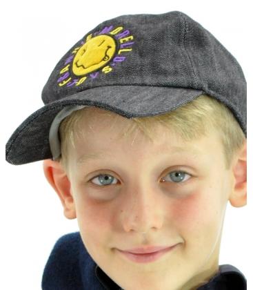 Frankie Morello, cappellino grigio bimbo