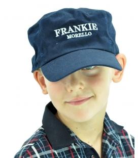 Frankie Morello cappellino grigio bimbo