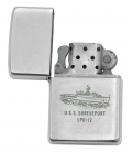 Accendino USS Shreveport LPD-12, Zippo