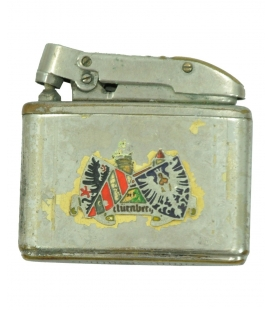 Lighter with coats of arms, Comsul
