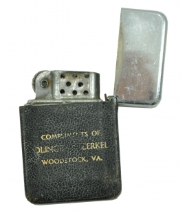 Lighter commemorative Woodstock