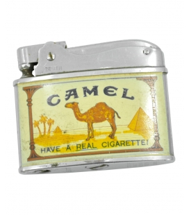 Lighter Camel promotional , Zenith