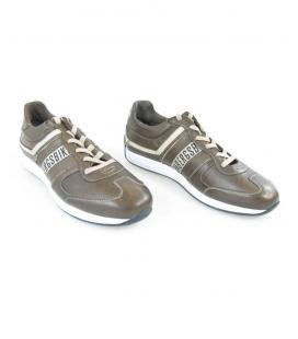 Leather sneaker , Bikkembergs