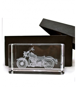 Moto 3D crystal , Crystal Impressions
