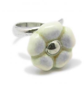 Thun, anello con fiore