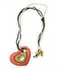 Thun, collier avec pendentif coeur