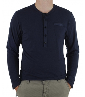 Blue shirt, Alessandrini