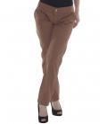 Pantalone marrone donna, Manila Garce